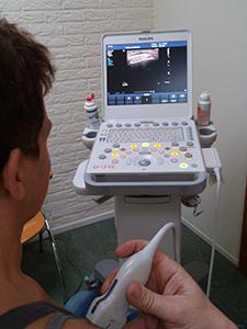 Echografie in de fysiotherapie